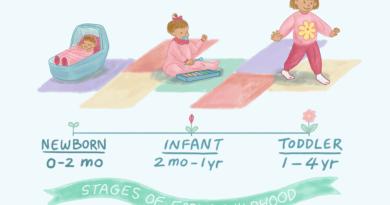 Ontwikkeling van Baby naar Peuter